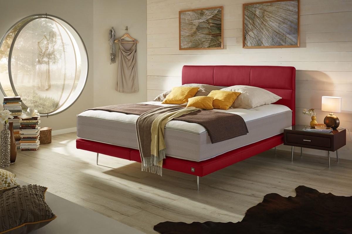 ADA premium box spring bed Noelle 160