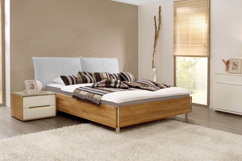 Ada Premium Bed Frame Model Royal Oak 160 X 200